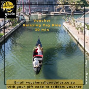 Gift Voucher Relaxing Day Ride